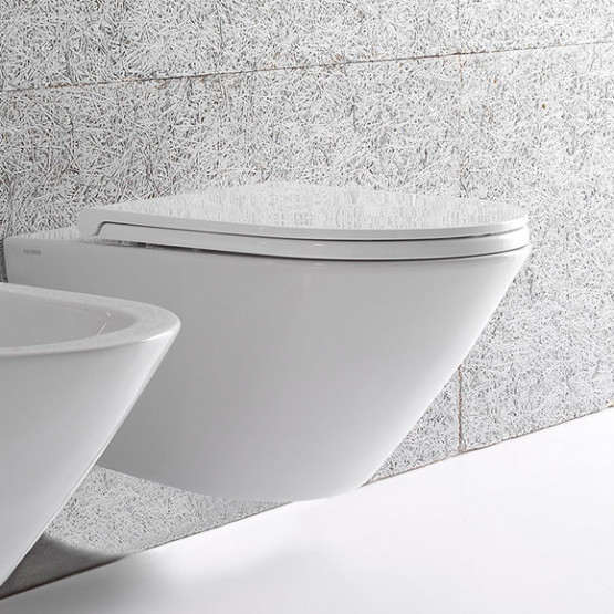 Forty3 Wall Hung Toilet Lavo Bathrooms And Bathroom