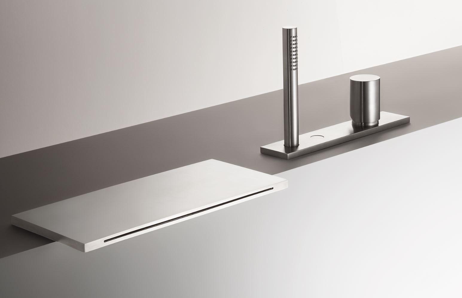 Art 3065 Milano Deck Mount Bathtub Mixer - Lavo Bathrooms and ...