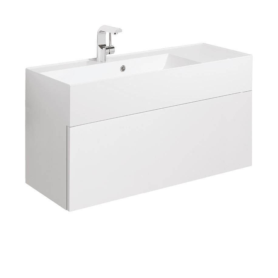 Elite 1000mm vanity unit - Lavo Bathrooms and Bathroom Accessories ...