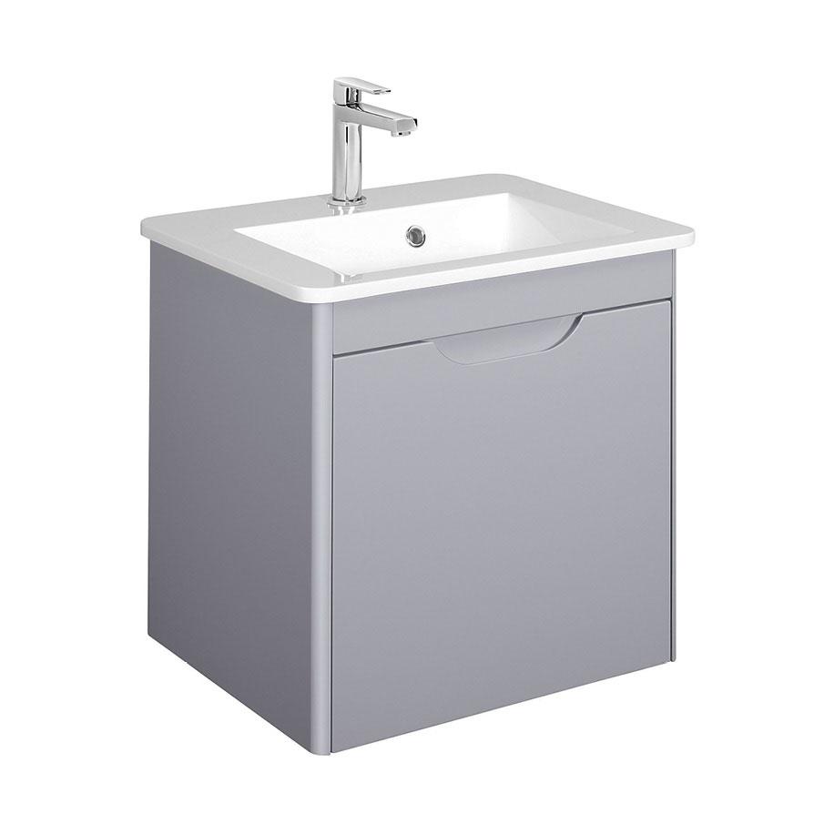 Solo 500mm Vantiy Unit Lavo Bathrooms And Bathroom