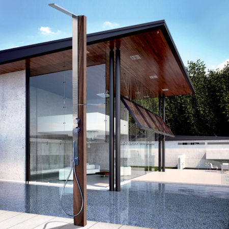 Flatline 02 Freestanding Shower Lavo Bathrooms And Bathroom Accessories In