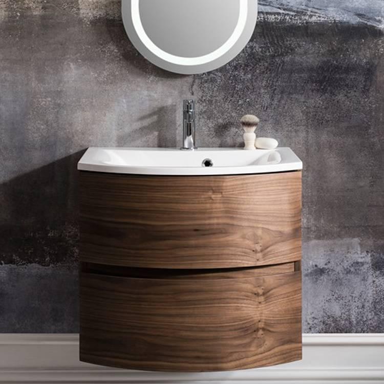Svelte 600mm Vanity Unit Lavo Bathrooms And Bathroom