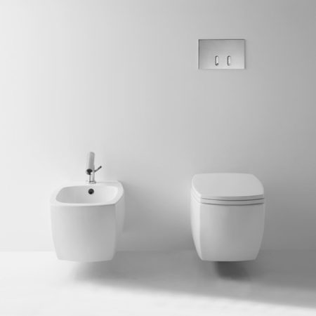 750 Wall Hung WC & Seat