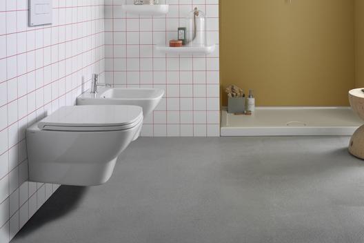 daily rimless wc & bidet