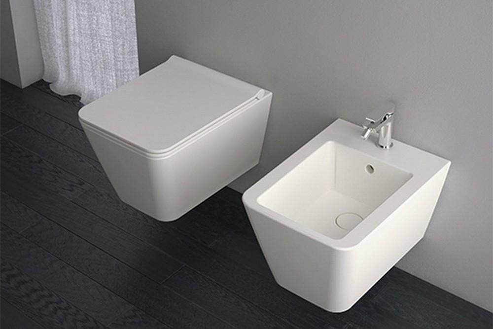 incantho rimless wc & bidet