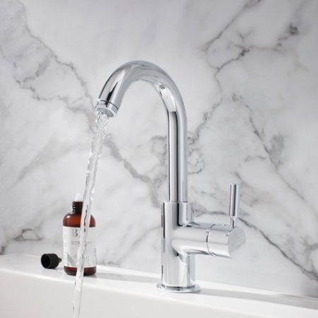 design basin mixer