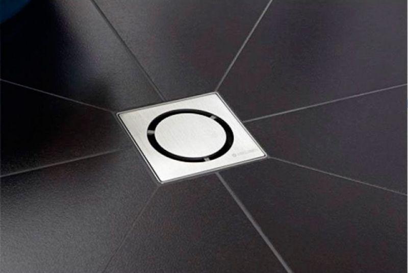 round design trap