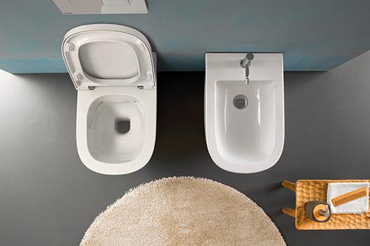 stockholm rimless wc & bidet