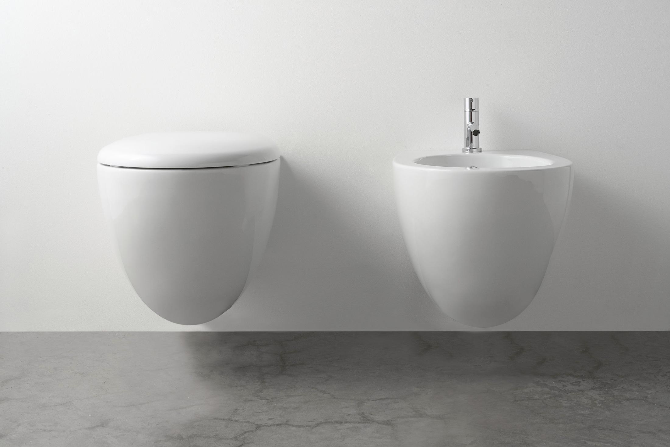 bowl+ rimless wc & bidet
