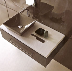neo counter basin