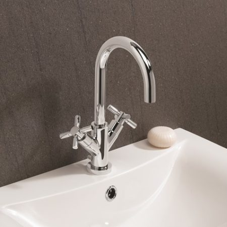 totti basin tap with waste
