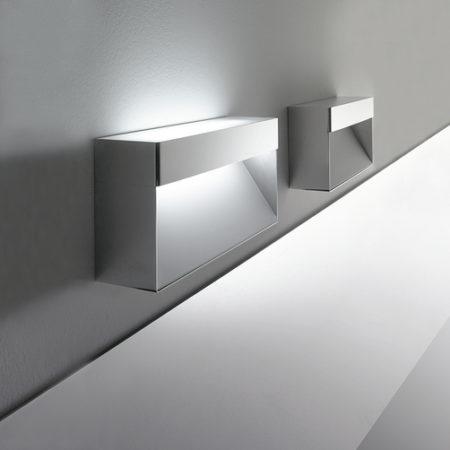 369 wall mount bathroom light