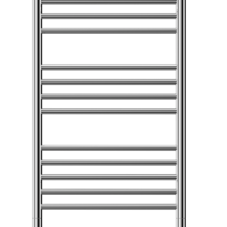 classic c heated towel rail