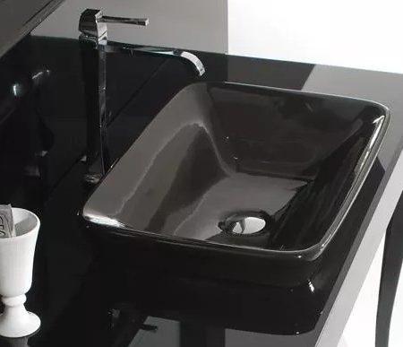 relais recessed basin