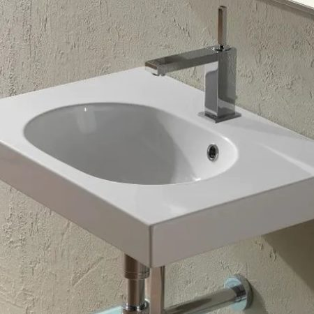 space classic wall hung basin