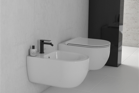 mode rimless wc & bidet