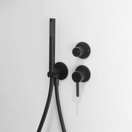 nostromo shower diverter mixer & handshower